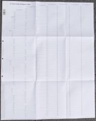 Oversize Charts