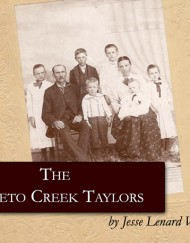The Coneto Creek Taylors, coil bound