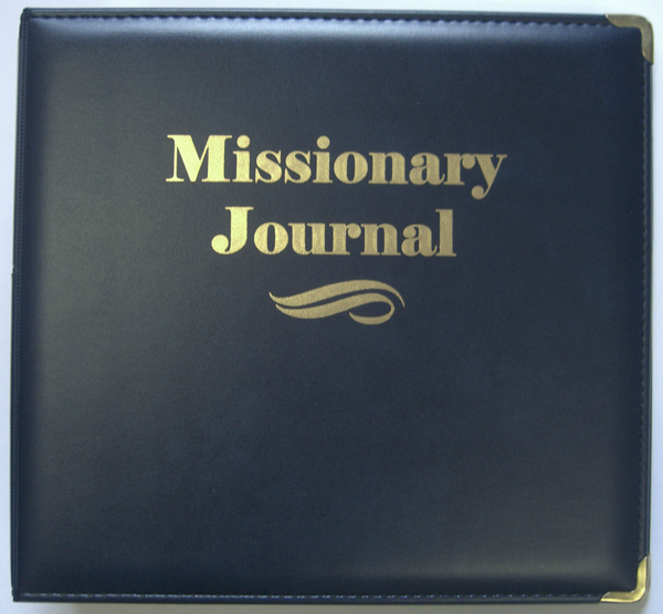 Executive Missionary, letter size