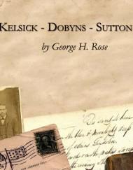 The Kelsick-Dobyns-Sutton Families, coil bound