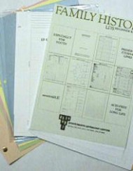 Family History Beginner Kit K, LDS