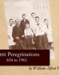 Pettit Peregrinations 654 to 1961, coil bound