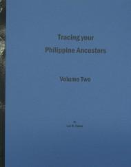 Tracing Your Philippine Ancestors Vol 2, Softbound