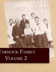 Warnock Family History Vol. 2, coil bound