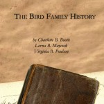 Bird Family History, coil bound