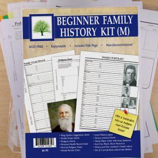 Genealogy Kits