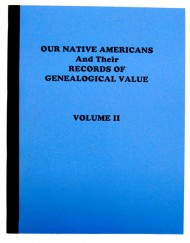 Our Native Americans, Volume 2, softbound,